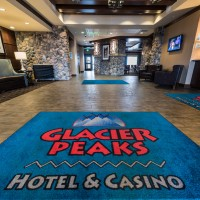 Glacier Peaks Hotel in Western Montana.