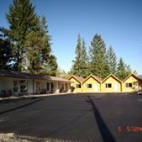 Crooked Tree Motel & RV Park in Western Montana.