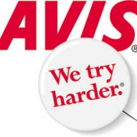 Avis Car Rental - Kalispell in Western Montana.