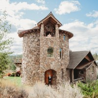 Stone Tower Estate in Western Montana.