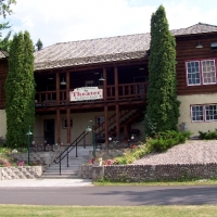 Port Polson Players Theater in Western Montana.