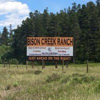 Bison Creek Ranch Camping in Western Montana.