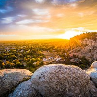 Visit Billings in Western Montana.