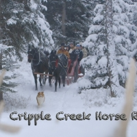 Cripple Creek Horse Ranch in Western Montana.