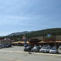 St. Regis Exxon Express in Western Montana.