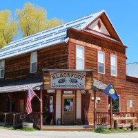 Ovando Inn and Blackfoot Commercial Company