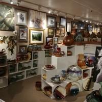 Riecke's Bayside Gallery in Western Montana.