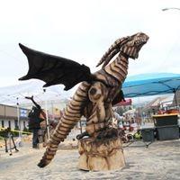 Kootenai Country Montana Chainsaw Carving Championships in Western Montana.