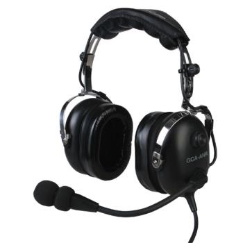 GCA-4G Mono Passive Headset- Dual Plug
