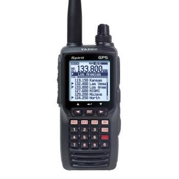 YAESU FTA-750L Handheld VHF-GPS