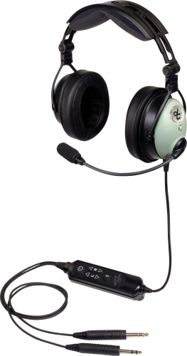 DC ONE-X ENC Headset - Battery Powered