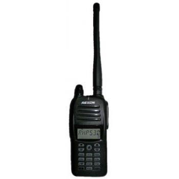 RHP-530 Air Band Handheld Radio/Transceiver w/ BT