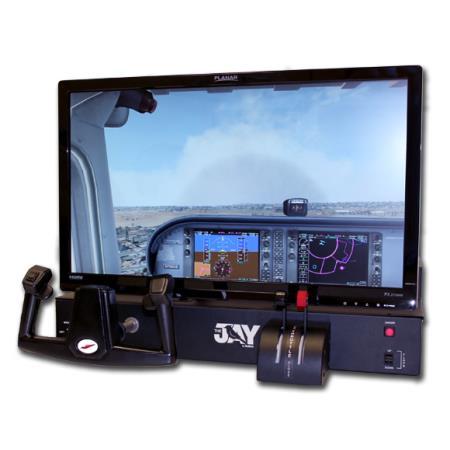 Jay Flight Simulator