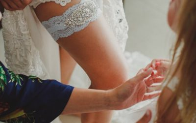 What is a Wedding Garter? A Brief History