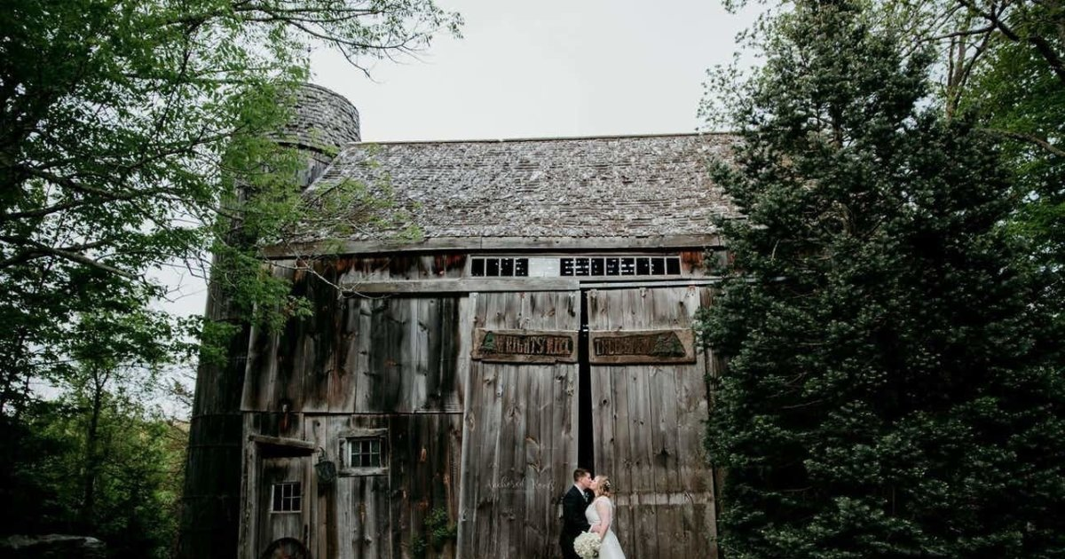 9 barns, farms, and other rustic wedding venues in