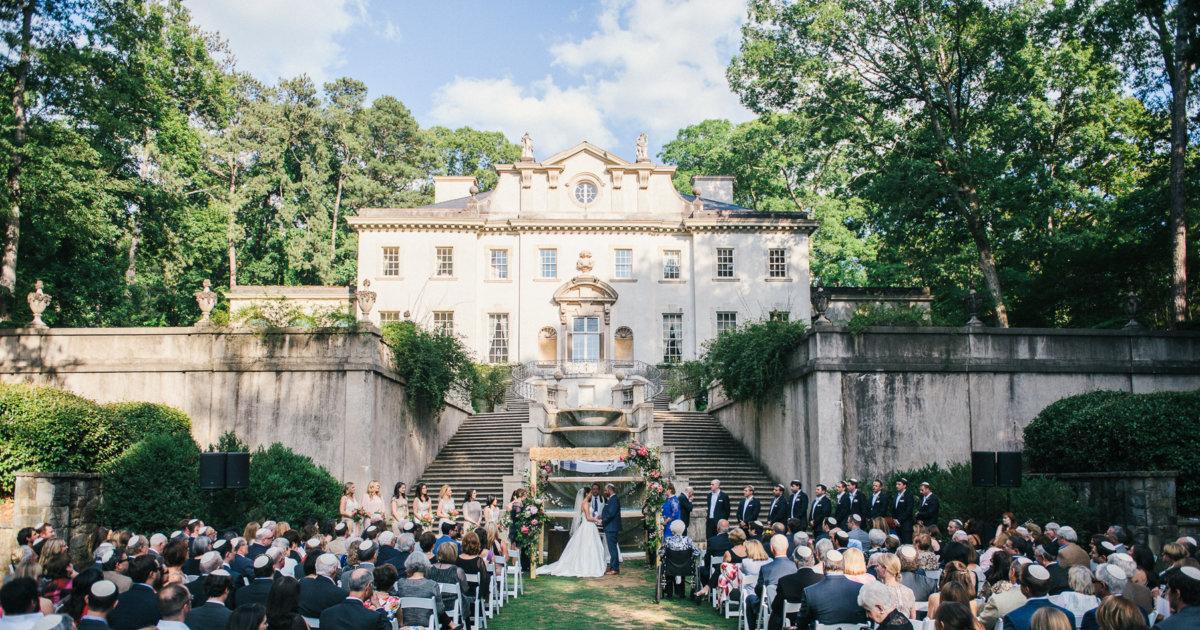 10 Outdoor Wedding Venues In Atlanta Ga See Prices