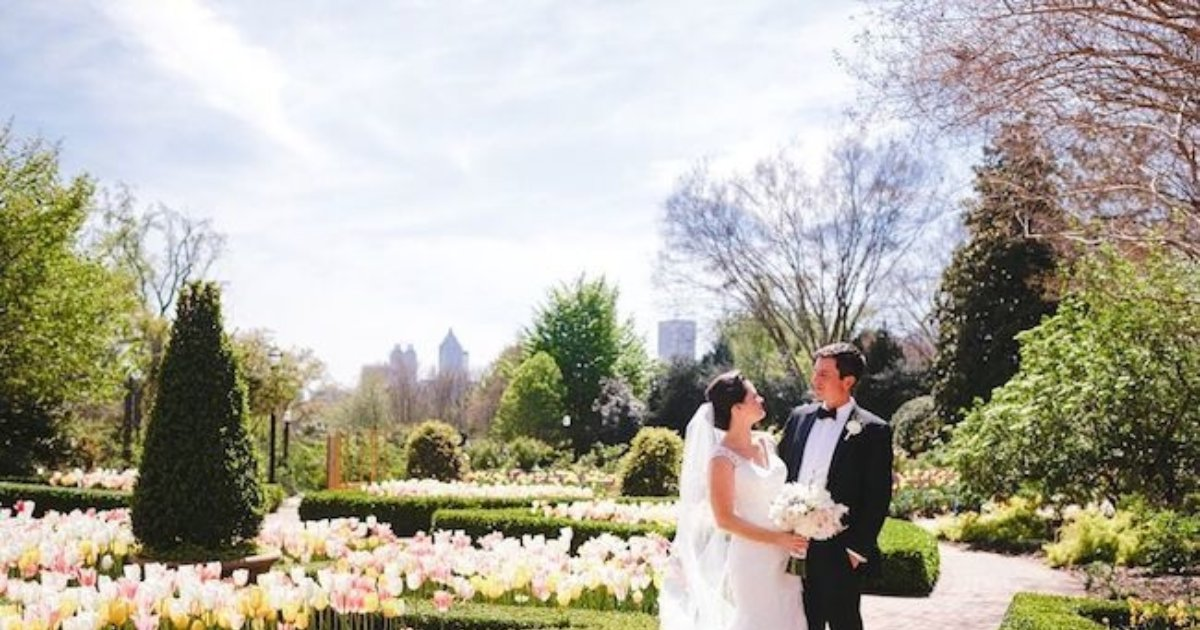 14 Georgia Outdoor Wedding Venues With A Woodsy Ambiance