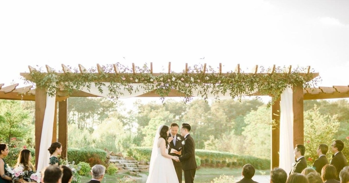 Outdoor Wedding Venues Near Houston Tx