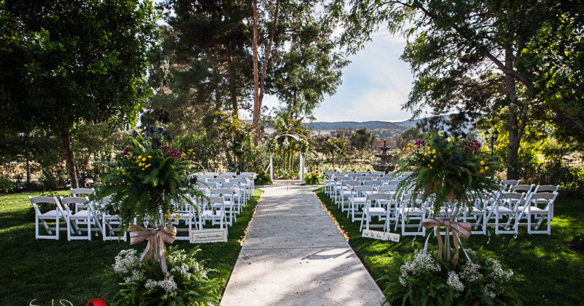 24 Affordable San Diego Wedding Venues | See Prices