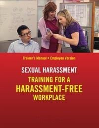 Sexual harassment workplace training dvd