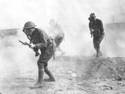 World War I Technological Innovations Quiz