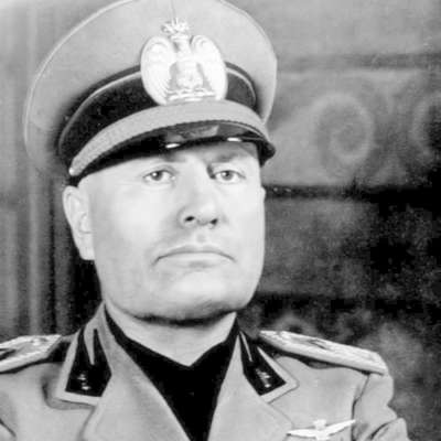 Benito Mussolini Quiz