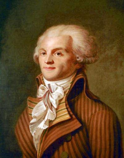Maximilian Robespierre Quiz