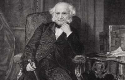 Martin Van Buren Quiz