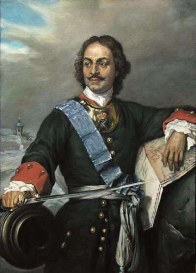 Peter the Great Quiz