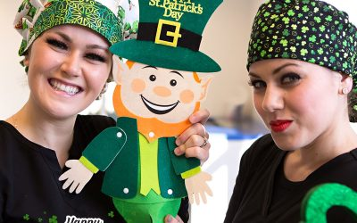 Happy St. Patrick's Day – Do you have the luck of the Irish?