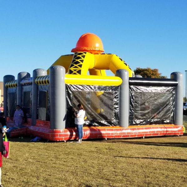 Wrecking Ball Inflatable Interactive Game