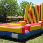 Velcro Wall for Parties