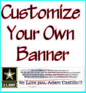 Customize Your Own Banner