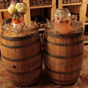 Whiskey Barrel / Western Prop