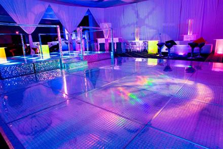 Dance Floor - Holographic