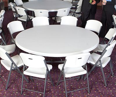 72 Inch Round Table Spoil Me Rotten Party Event Rentals