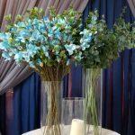 cylinder vase rentals for centerpieces