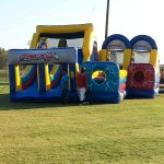 Inflatable Obstacle Course for Rent