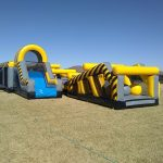 Obstacle course rentals for festivals