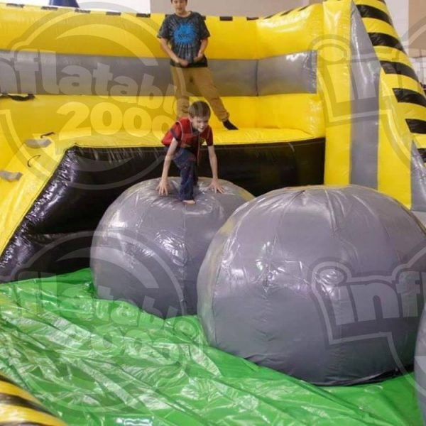 Wipe Out Interactive Game