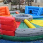 Inflatable Hungry Hippo Game for Rent