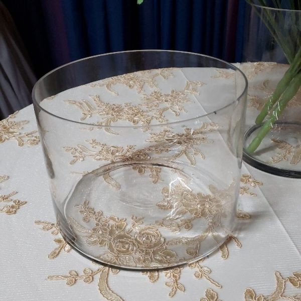 glass vase rental for centerpieces
