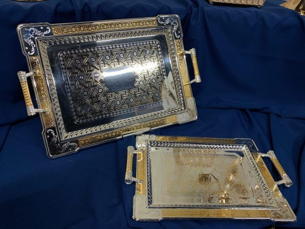 Tray-Silver-Gold-Rent-Event-Texas