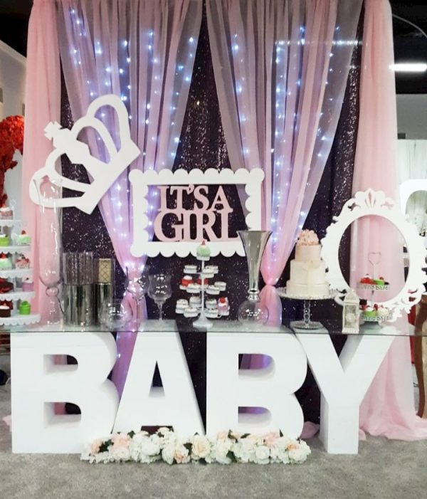Baby Table Spoil Me Rotten Party Event Rentals