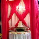 Wedding Cake Backdrop Rental