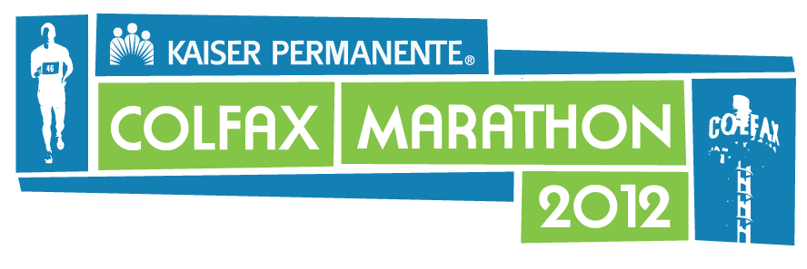 Colfax Marathon Logo