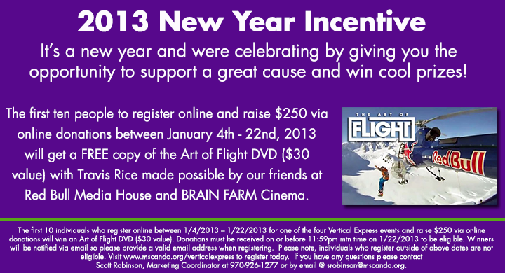 new year incentive