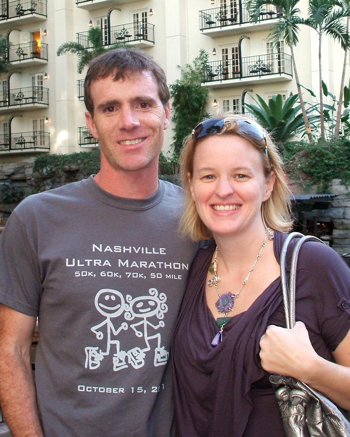 Brian & Jen Talon