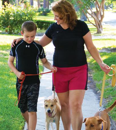 Karen & Her Son