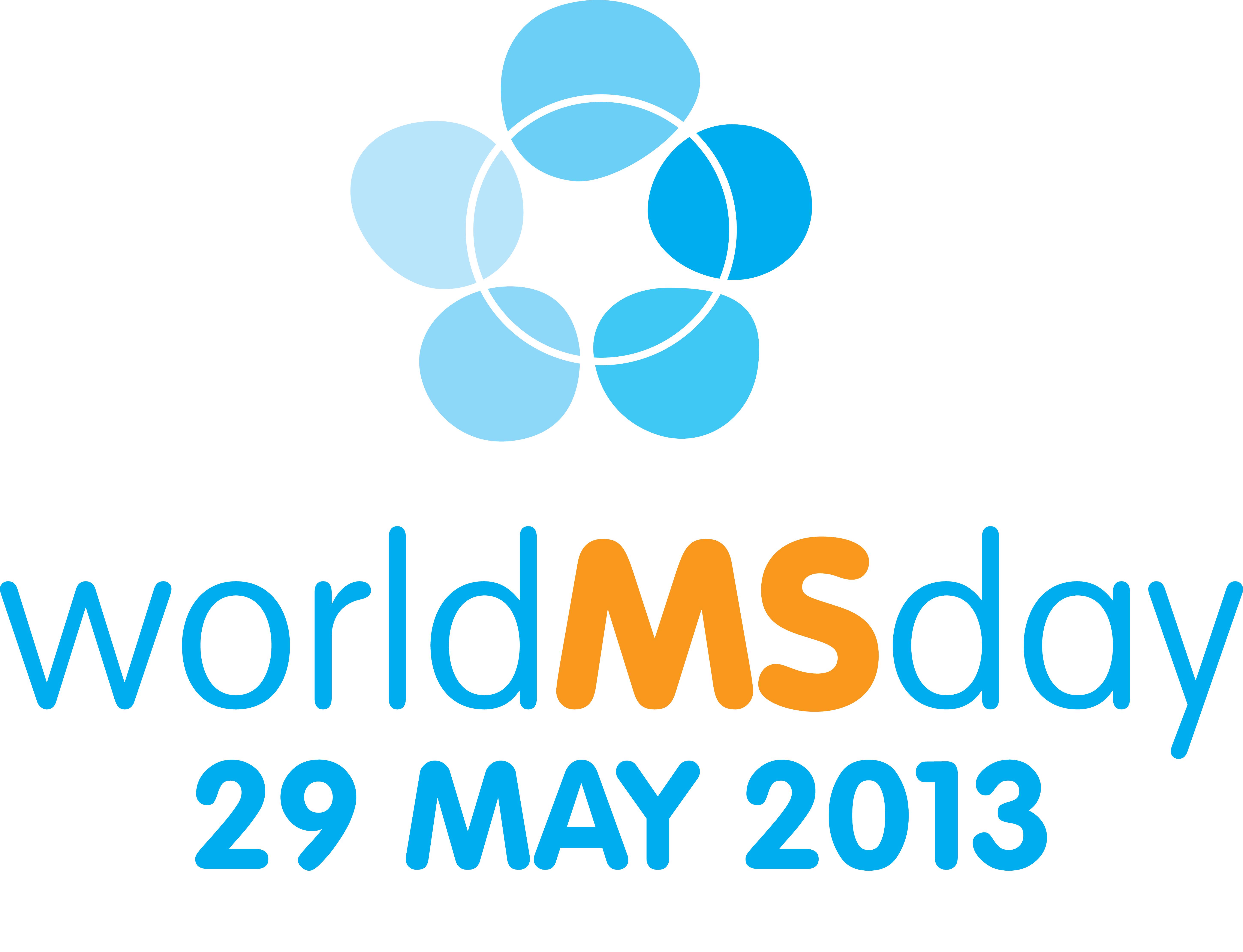 World MS Day logo